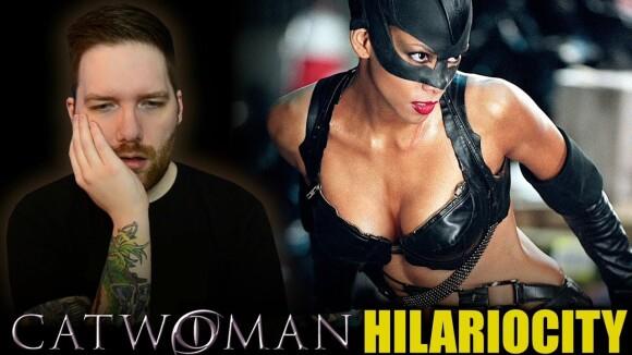 Chris Stuckmann - Catwoman - hilariocity review