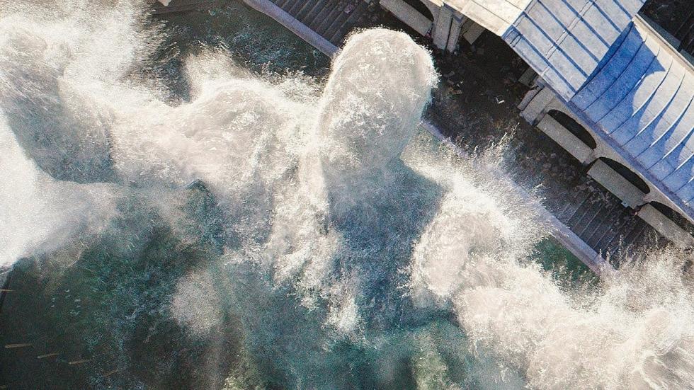 Tweehoofdige Hydro-Man op nieuwe beelden 'Spider-Man: Far From Home'