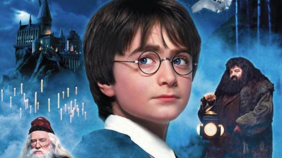 Daniel Radcliffe heel even terug als Harry Potter