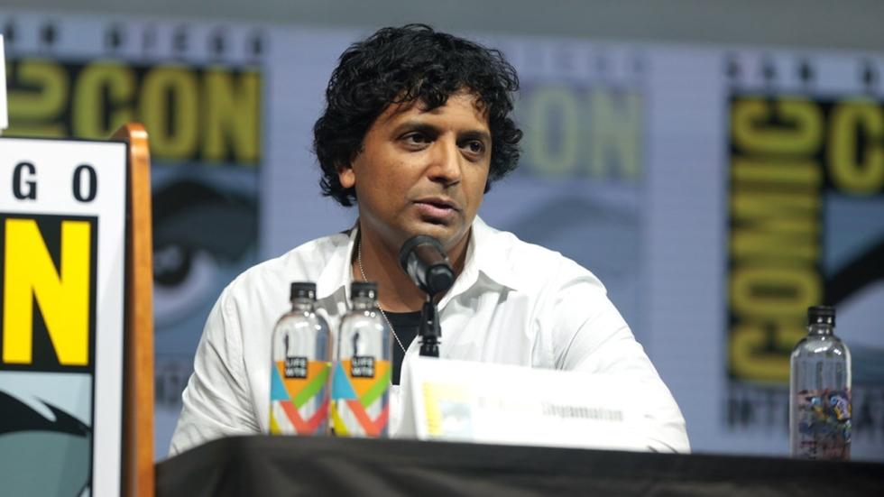 M. Night Shyamalan gaat door met werken aan nieuwe film