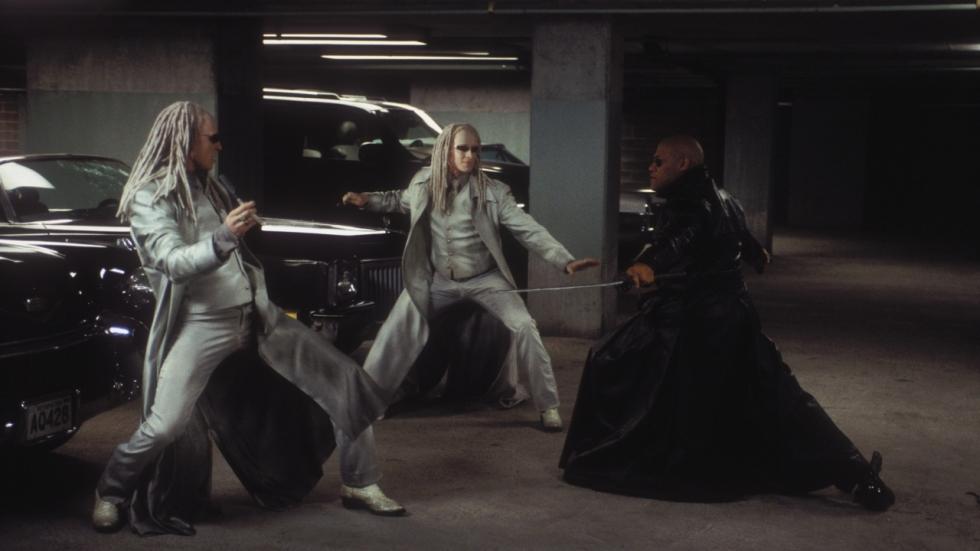 Waarom deze 'The Matrix: Reloaded'-personages zo controversieel waren