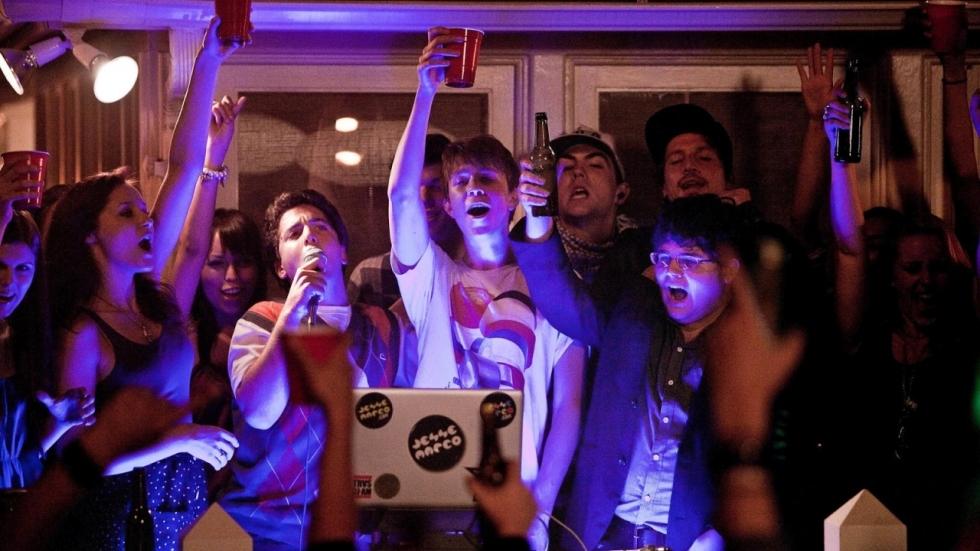 4 knallende films vol drank en drugs!