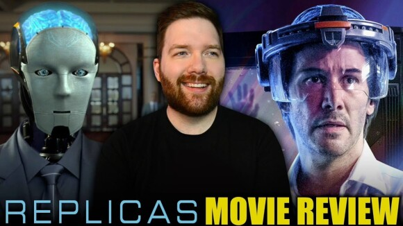 Chris Stuckmann - Replicas - movie review