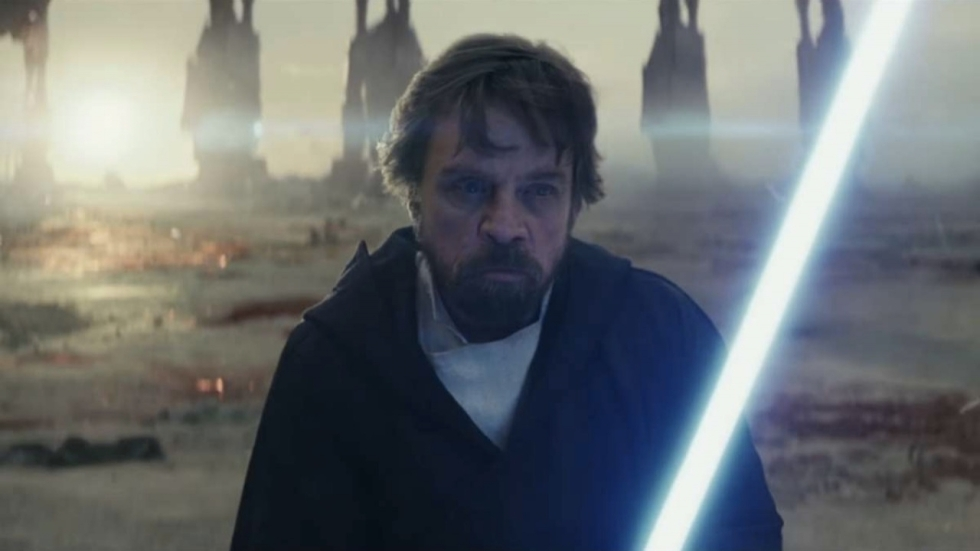 'Star Wars'-held Mark Hamill is voorgoed klaar als Luke Skywalker
