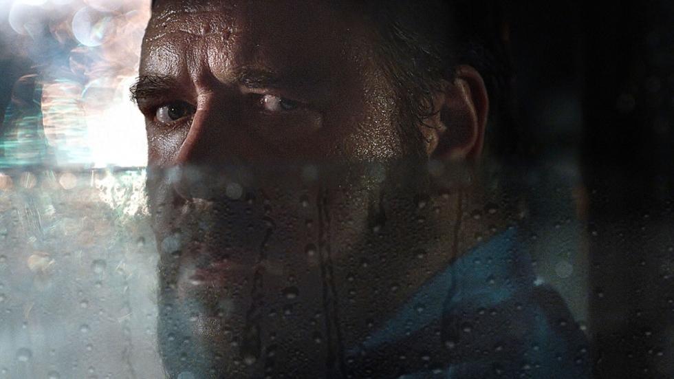 Russell Crowe is een gevaar op de weg in trailer 'Unhinged'