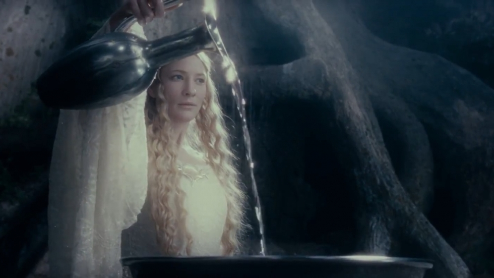 Cate Blanchett had graag nog een speciale rol gehad in 'The Lord of the Rings'-films
