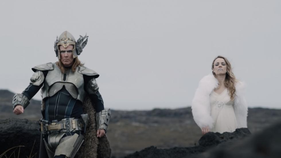 Eerste trailer van Eurvisiesongfestival film met Will Ferrell en Rachel McAdams