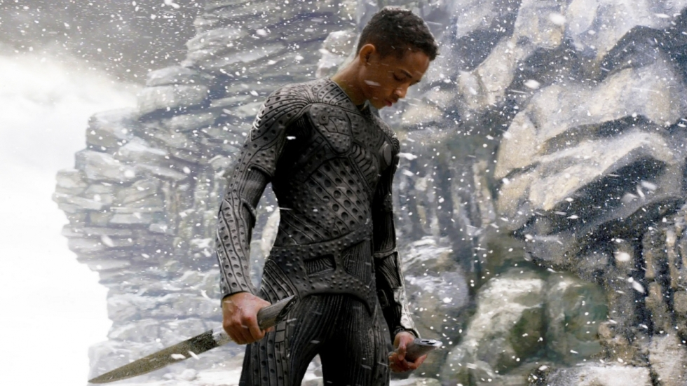 'After Earth' moest van Will Smith groter worden dan Marvel en Star Wars