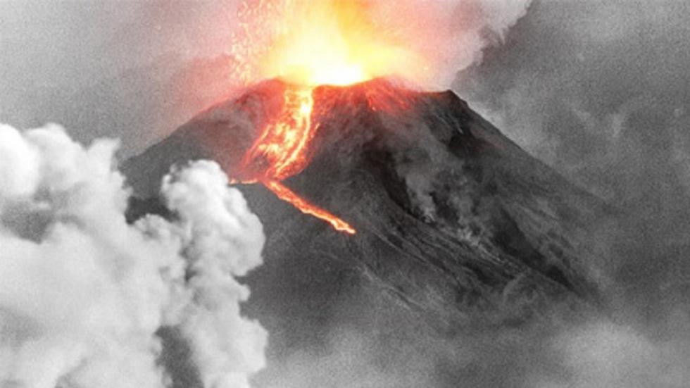 Makers 'Train To Busan' komen met spectaculaire vulkaanuitbarsting in 'Ashfall'
