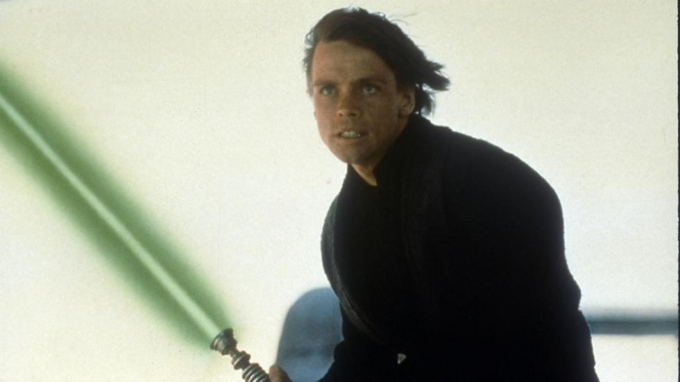 Waarom Mark Hamill graag een Dark Side Luke wilde zien in 'Return of the Jedi'