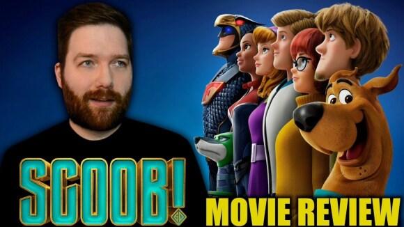Chris Stuckmann - Scoob! - movie review