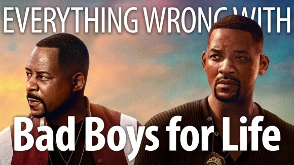 CinemaSins - Everything wrong with bad boys for life in 22 minutes or less