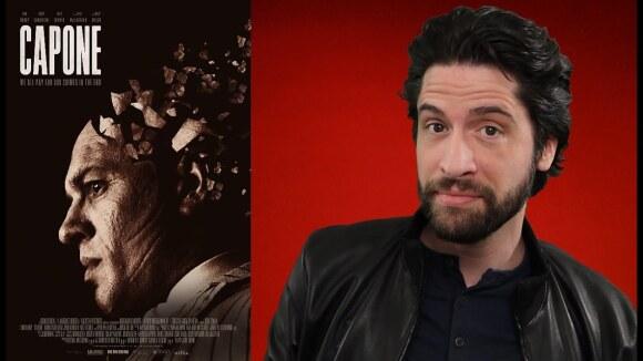 Jeremy Jahns - Capone - movie review