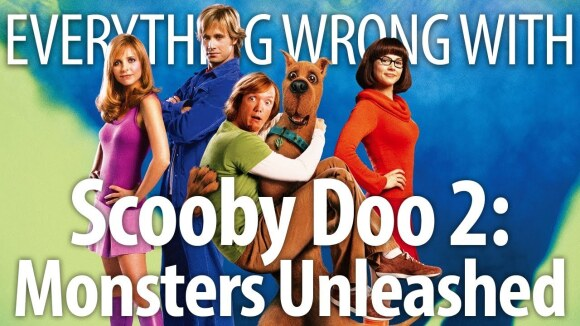 CinemaSins - Everything wrong with scooby-doo 2: monsters unleashed