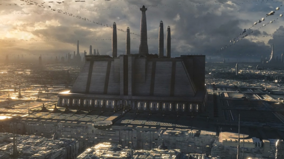 'Star Wars: The Rise of Skywalker' gaf oorspronkelijk interessante draai aan stadsplaneet Coruscant