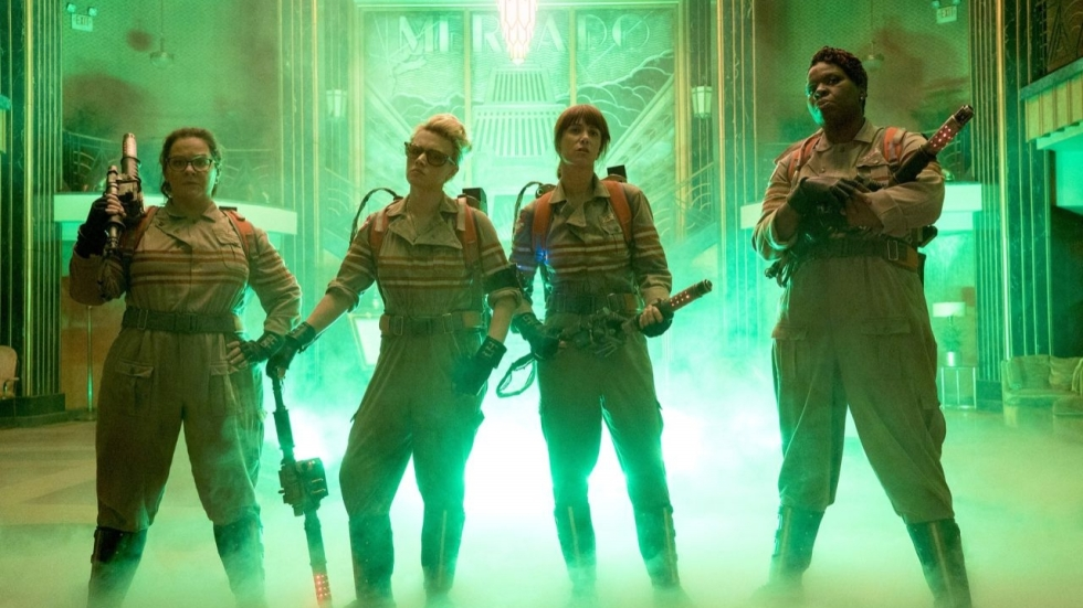 Nu ook een Director's Cut van 3,5 uur voor 'Ghostbusters' uit 2016?