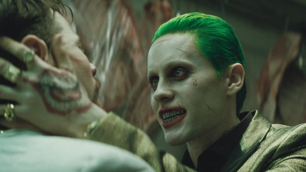 Zieke zelfmoordscène uit 'Suicide Squad' met Joker onthuld