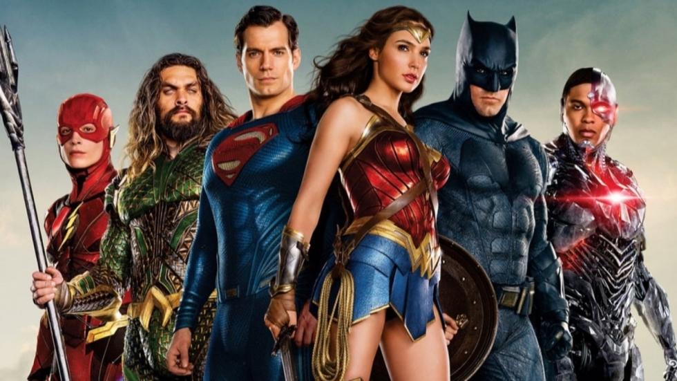 'Cast 'Justice League' keert terug voor nieuwe opnames Snyder Cut'