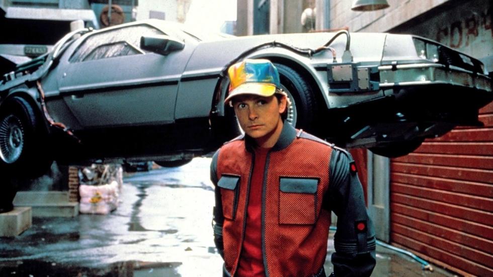 Netflix niet schuldig aan 'Back to the Future' knip- en plakwerk