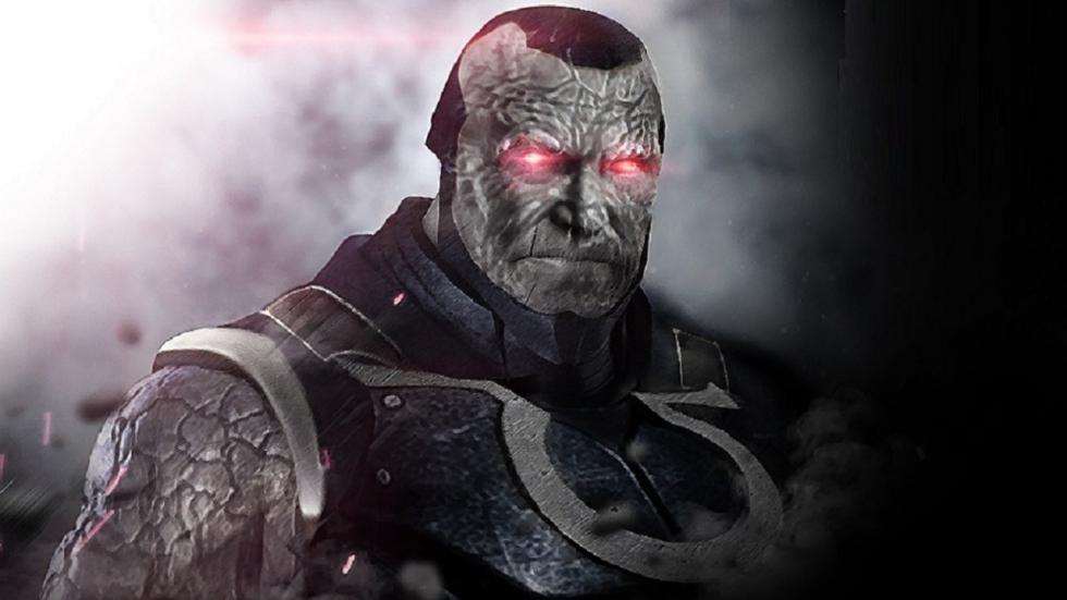 Darkseid-acteur uit nieuwe 'Justice League' spreekt!