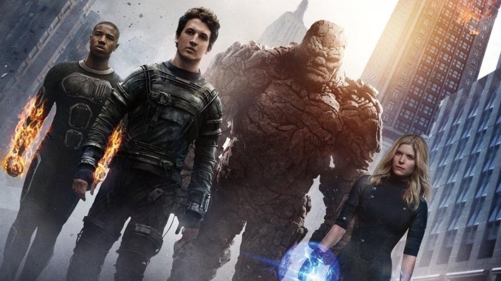 Regisseur geflopte 'Fantastic Four' (2015) over een mogelijke director's cut