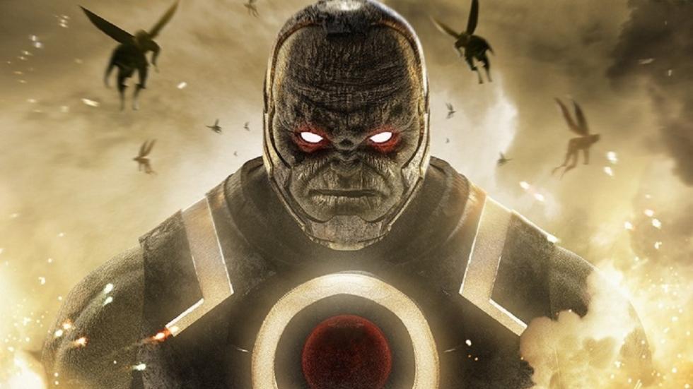 Acteur over zijn buitenaardse Darkseid in de nieuwe 'Justice League'
