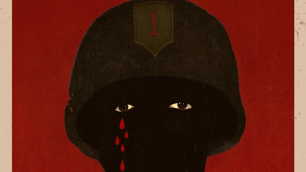 Prachtige poster Netflix-film 'Da 5 Bloods' van Spike Lee
