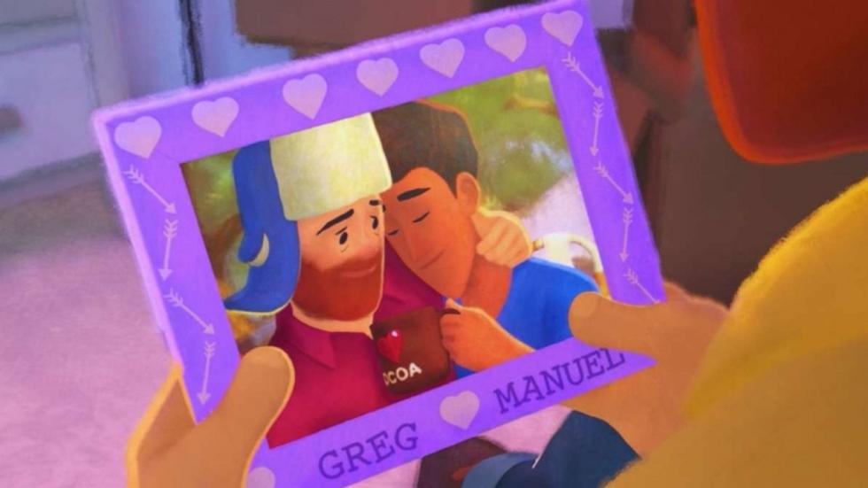 'Out' eerste Pixar-film met hoofdrol voor homoseksueel personage