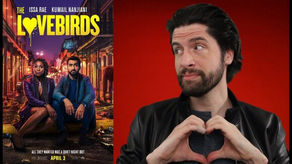 Jeremy Jahns - The lovebirds - movie review