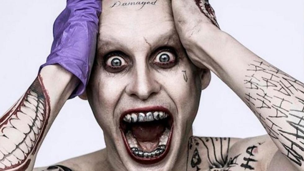 'Suicide Squad'-foto toont een flink verbrande Joker