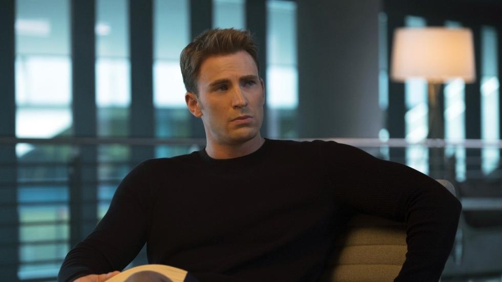 Chris Evans sloeg rol 'Captain America' bijna af wegens paniekaanvallen