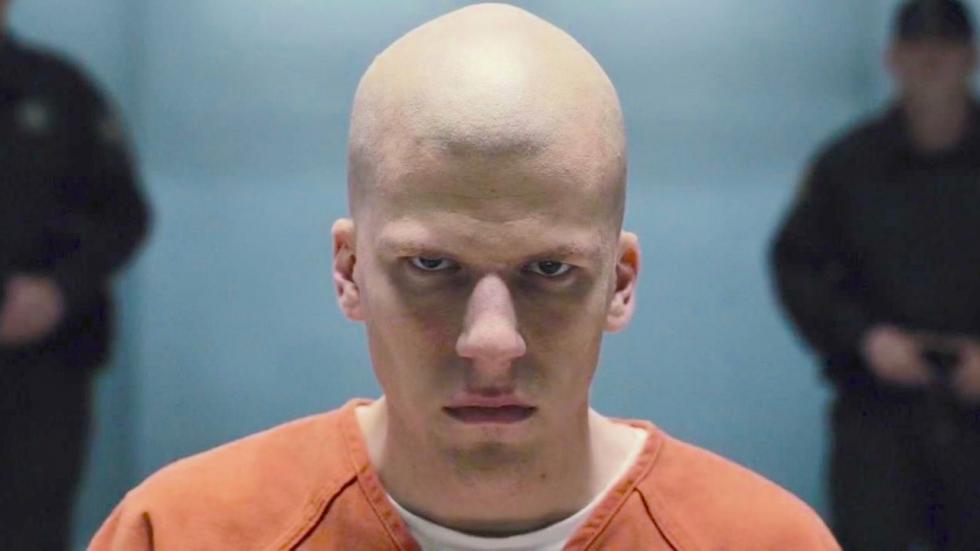 Ook Jesse Eisenberg (Lex Luthor) dolenthousiast over 'Justice League' van zijn goede vriend Zack Snyder