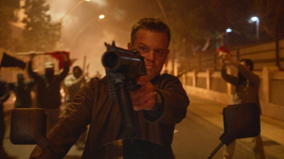 Welke van 5 Bourne-films vind jij de beste?