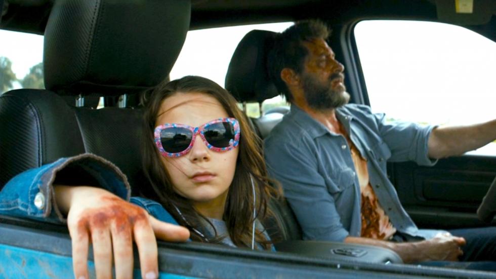 Kindactrice kreeg 'X-Men'-rol na bont en blauw slaan Hugh Jackman