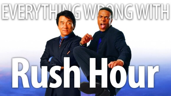 CinemaSins - Everything wrong with rush hour in 15 minutes or less