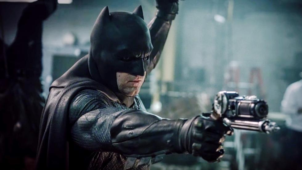 Keert Ben Affleck ook terug als Batman in het DCEU?