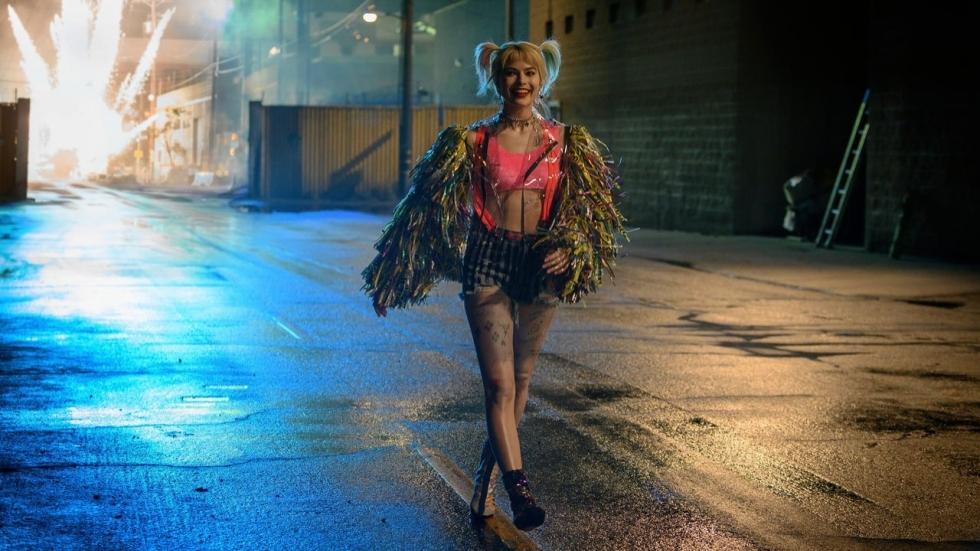 'Harley Quinn krijgt nog een solofilm van Warner Bros.'