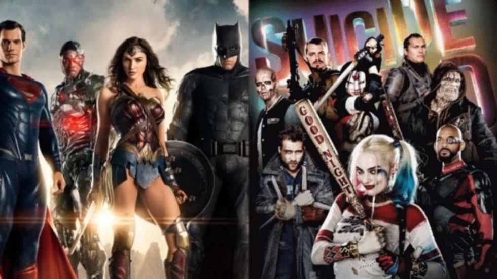 Oorspronkelijk was 'Suicide Squad' het voorgerecht voor een 'Justice League'-tweeluik