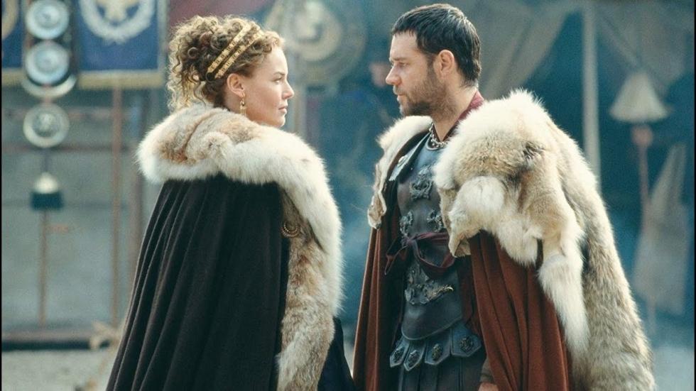 Actrice Connie Nielsen nog steeds hoopvol over 'Gladiator 2'