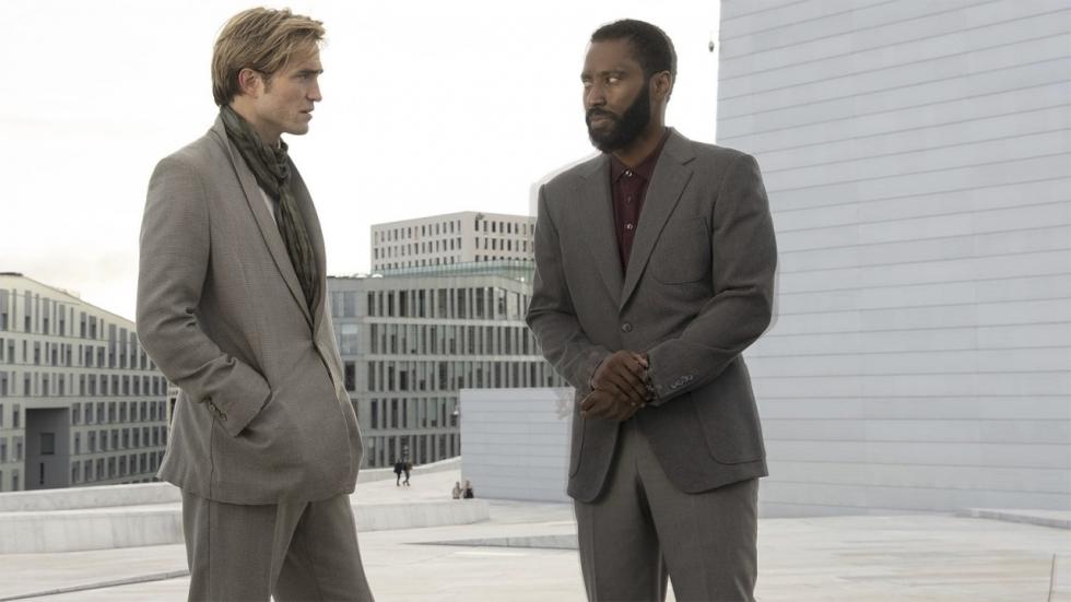 TV-trailer 'Tenet' belooft veel actie van Chris Nolan