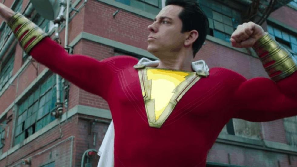 Hilarische cameo Superman in 'Shazam!' dan toch online!
