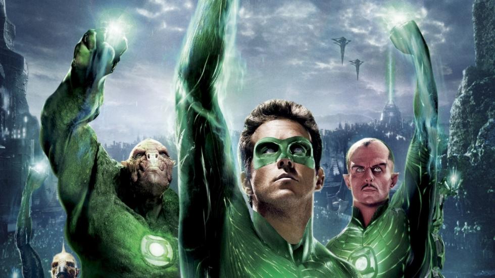 Opvallend: 'Green Lantern' een van de meest gestreamde films