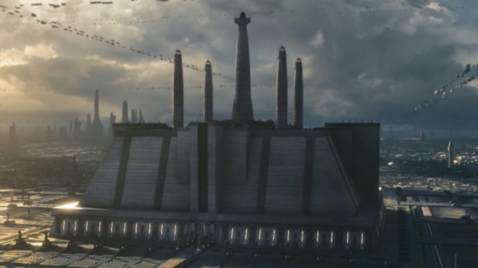 'Star Wars': vijf fascinerende feiten over de Jedi Temple