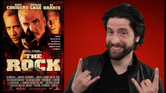 Jeremy Jahns - The rock - movie review
