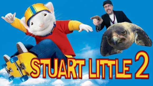 Channel Awesome - Stuart little 2 - nostalgia critic