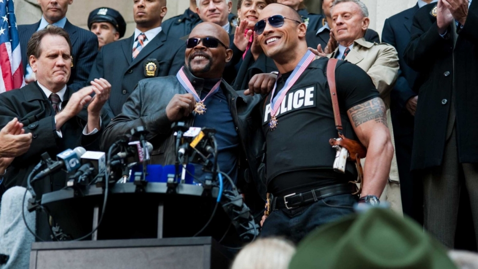 Dwayne Johnson maakt knieval voor Trump