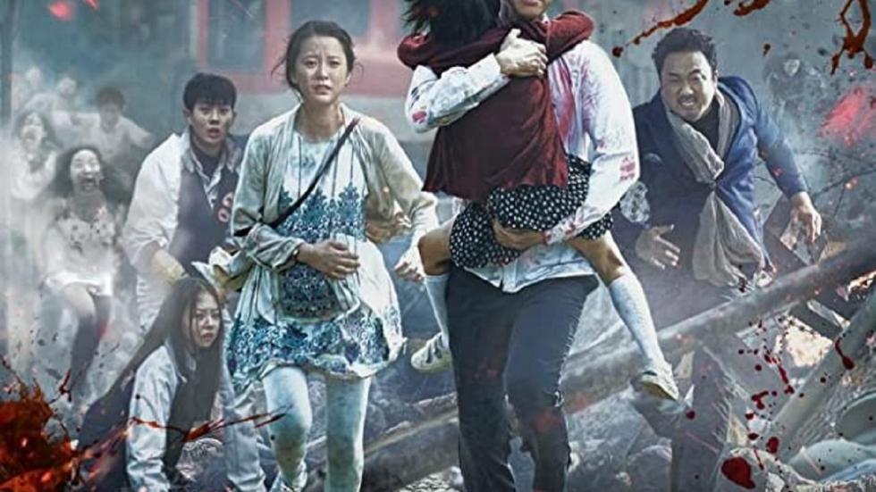 Leger aan zombies valt aan op posters 'Train To Busan Presents: Peninsula'