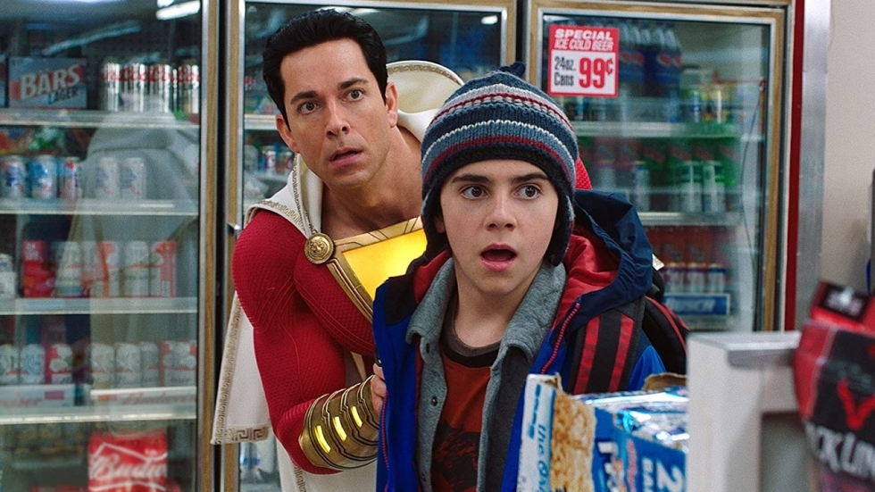 Schrijver van 'Shazam!' onthult niet verfilmde scriptpagina's