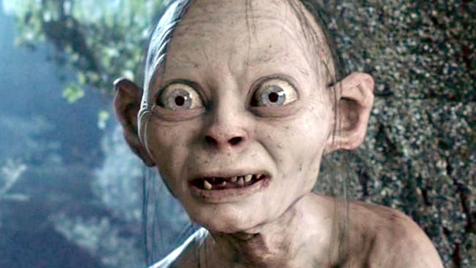 Andy Serkis haakte bijna af om Gollum in 'Lord of the Rings' te spelen