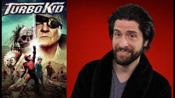 Jeremy Jahns - Turbo kid - movie review